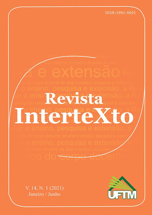 Visualizar v. 14 n. 1 (2021): Revista Intertexto: Sociolinguística e língua espanhola: diálogos e interfaces